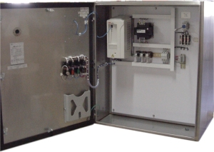 2Hp Variable Speed SCR Drive Controller.