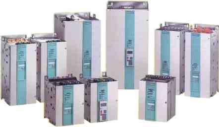 SIMOREG 6RA70 Siemens DC Drive Converter Family.