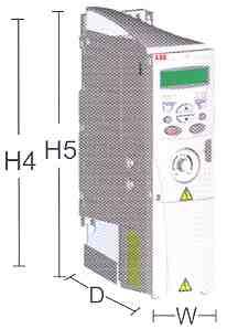 ABB ACS150 Component Drives - Wall-mounted drives (NEMA 1)