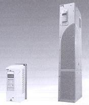ABB's NEW ACS 800 AC Drive (I to r): ACS 800-U1 and ACS 800-02
