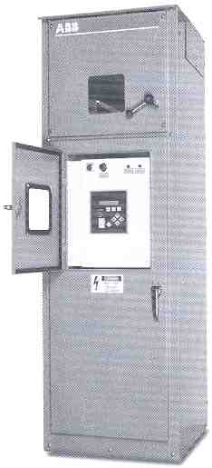 ABB Soft Starters - Type SSM, Medium Voltage 2300 - 13,800V.