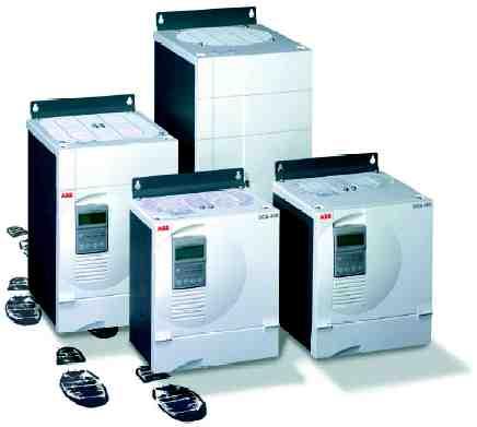 ABB DCS400 Digital DC Converter Drives, 20A to 1000A DC.