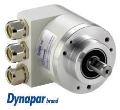 Acuro Series AI25 Absolute Encoder with Interbus Interface