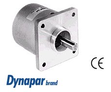 Series H42 Heavy Duty Dynapar Encoders