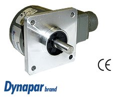 Series HA25 Dynapar Heavy Duty Encoders