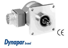 Series HA725 Indusrtial Duty Encoders