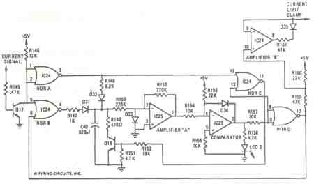 FIGURE 9. 1679/1681 DC MOTOR CONTROL. INITIAL STARTING CURRENT TIMER