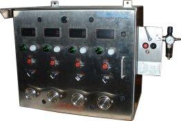 Frontier Driller: Mud Pump Console