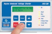 Magnetek RVS-DN Digital Soft Start LCD & LEDs Displays
