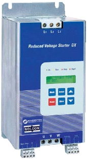 Magnetek Digital Reduced Voltage Soft Starter RVS-DX.