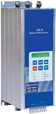 Magnetek RVS-DX Digital Reduced Voltage Soft Starter.