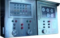 Driller's Console for Mermaid Offshore Services in Singapore.