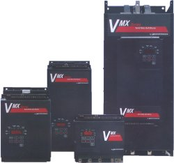 Motortronics VMX Series Compact Low Voltage Soft Start Starters. 240VAC & 480VAC.