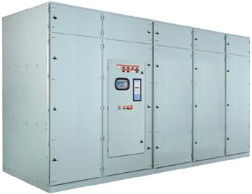 Solcon Medium Voltage Soft Starter Range: 13800-15000V, 30-2700A
