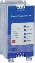 Solcon RVS-AX Analogue Soft Starter front view