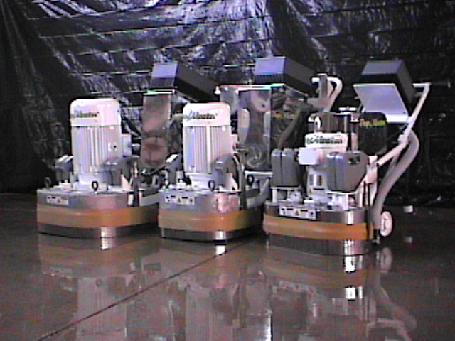 Prep/Master series of commercial surface preparation equipment.