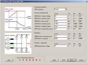 ABB DCS800Wizard - Nameplate Data
