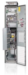 ACS880 cabine tbuilt drive with safety functions module