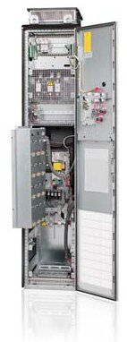 ACS880 cabinet built drive with safety functions module