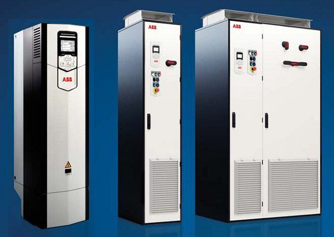 ACS880 ABB AC Industrial Drives