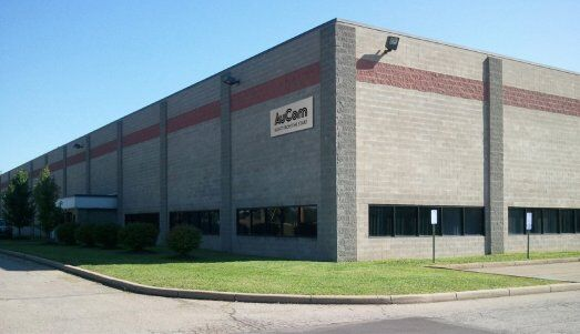 AuCom North America manufacturing plant in Freedom, PA