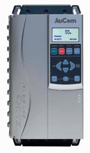 EMX3 Soft Starter