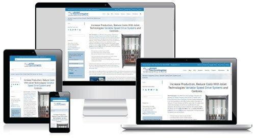 joliettech.com responsive design